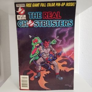 NOW Comics: Real Ghostbusters (#2)